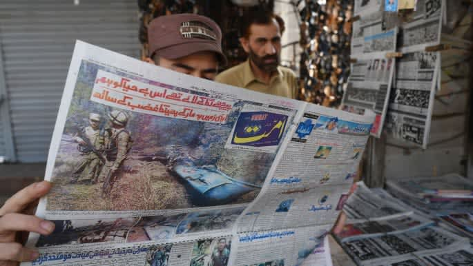 Is Pakistan's government stifling the voices of dissent?