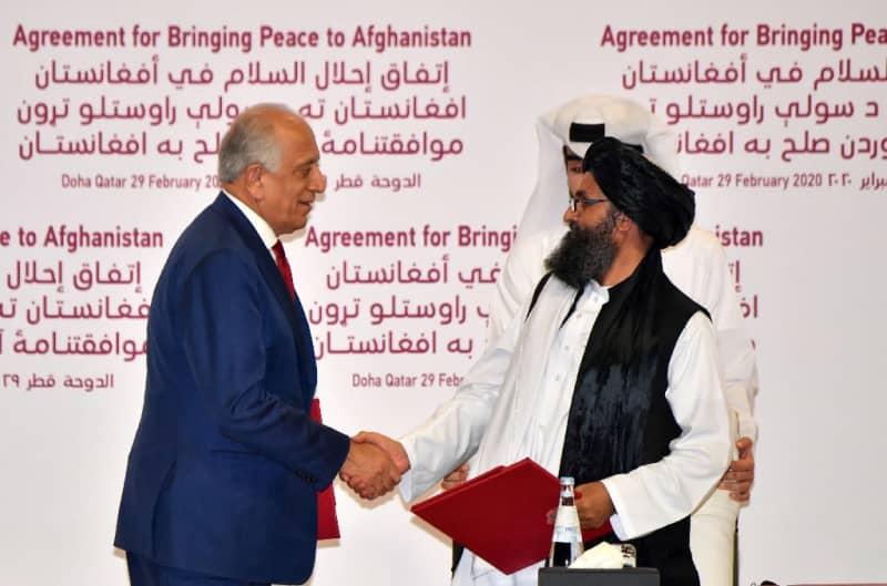 Khalilzad, US envoy who brokered Afghan exit, quits